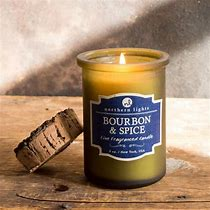 Northern Lights Spirit Jar Candle- Bourbon and Spice