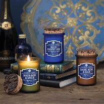 Load image into Gallery viewer, Northern Lights Spirit Jar Candle- Bourbon and Spice