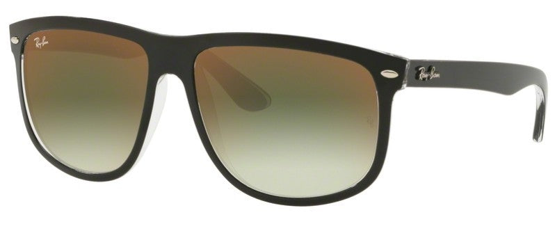 Rayban RB4147 Top Black on Transparent