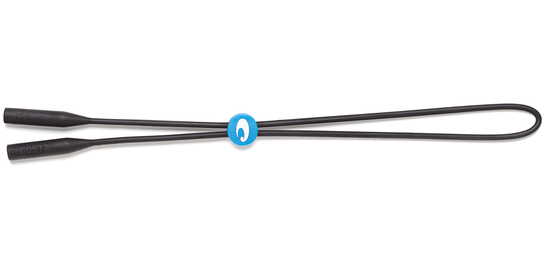 Costa Bow-Line Retainer- Black/Blue