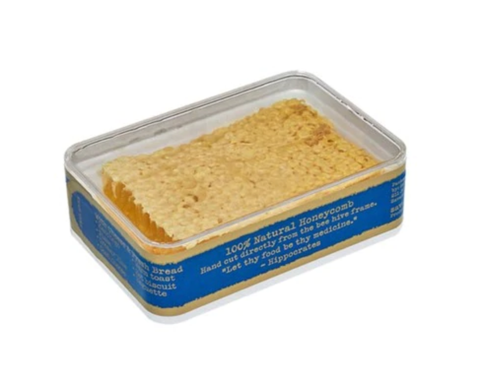 SAVANNAH BEE - RAW ACACIA HONEYCOMB 5.6 oz