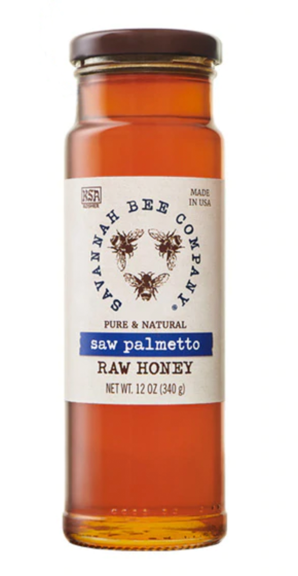 SAVANNAH BEE - SAW PALMETTO HONEY