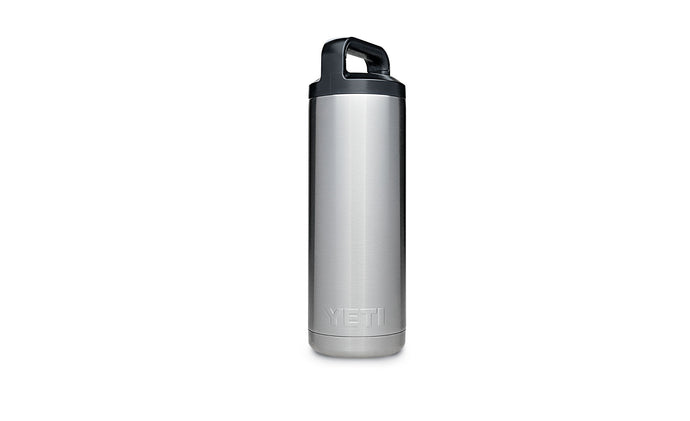 Yeti RAMBLER 18 OZ BOTTLE - STAINLESS STEEL