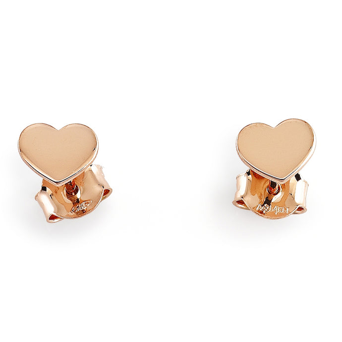 Amen Heart Earrings