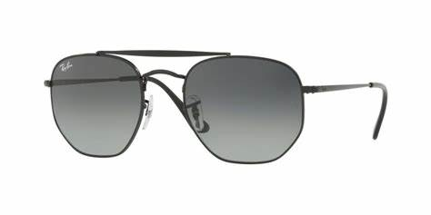 Ray-Ban Marshal in Black