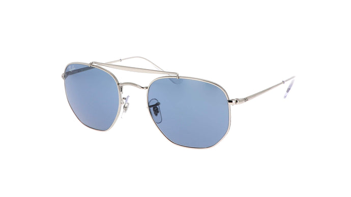 Ray-Ban Marshal in Silver