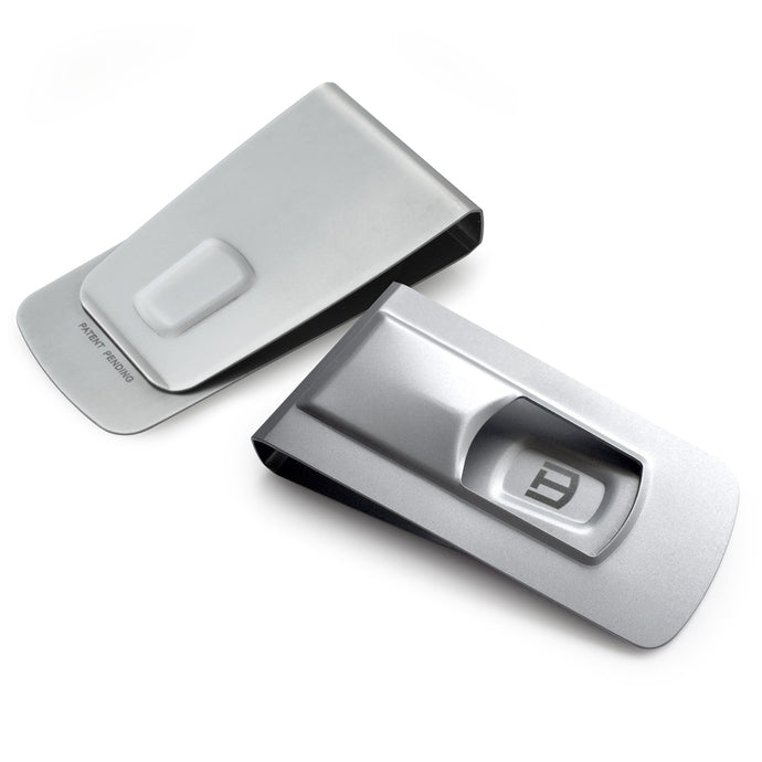 M-CLIP TIGHTWAD MONEY CLIP - SILVER