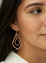 Load image into Gallery viewer, Kendra Scott Simon Earring in Rose Gold