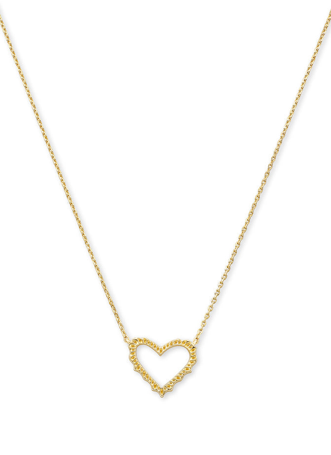 Kendra Scott Sophee Heart Small Pendant