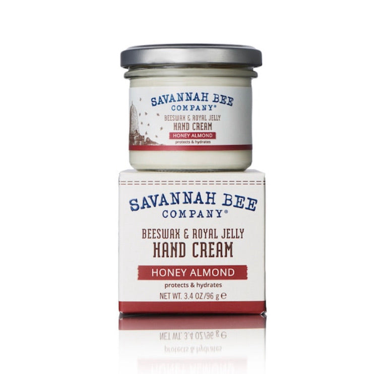 Savannah Bee- Hand Cream Honey Almond