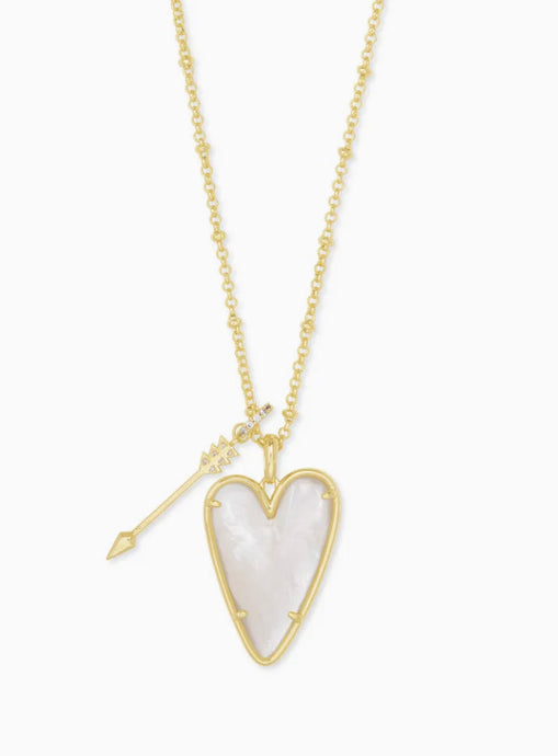 Kendra Scott- Ansley Long Pendant Necklace