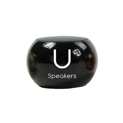 U-Mini-SpeakerBLACK