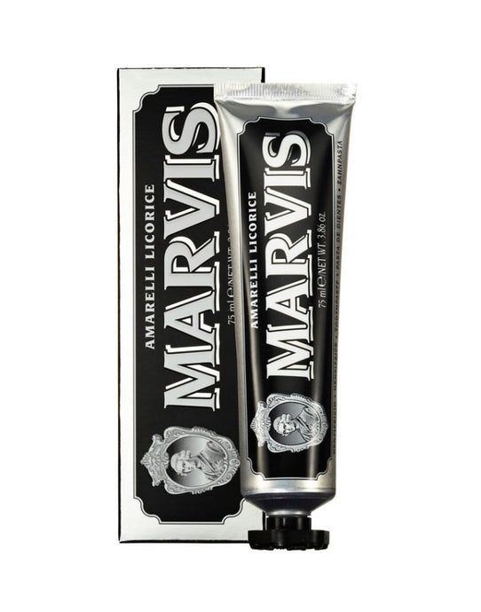 Marvis- Licorice Mint Toothpaste