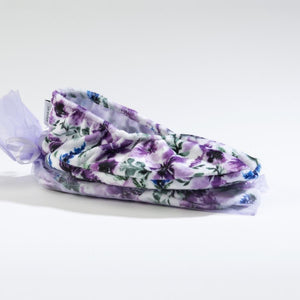 Sonoma Lavender Spa Footies- Wisteria