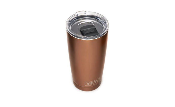 Yeti Rambler 20 oz Tumbler- Copper