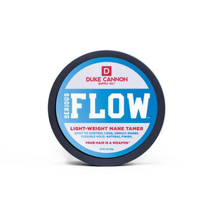 Duke Cannon- Serious Flow Styling Putty- The Mane Tamer