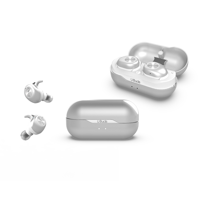 U BUDS SILVER- WIRELESS STEREO EARBUD