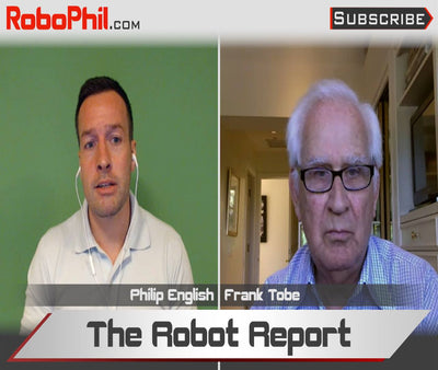 The Robot Report interview with Frank Tobe