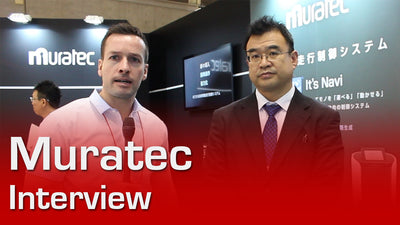 Muratec Machinery Interview