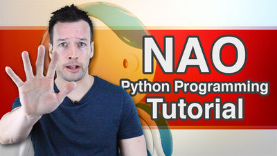 Python Programming Your NAO Robot Tutorial Video 5