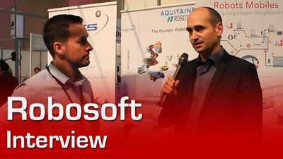 Robosoft Service Robots Interview