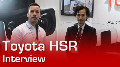 Toyota HSR Interview