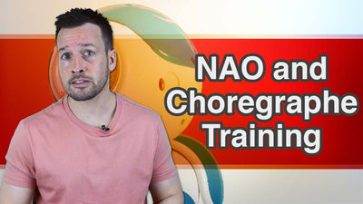 NAO and Choregraphe Training Part 1