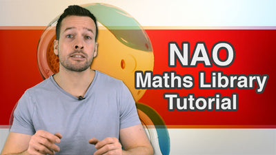 NAO Math Library tutorial