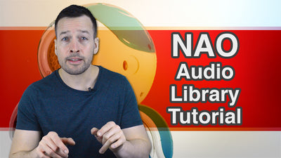 NAO Audio Tutorial