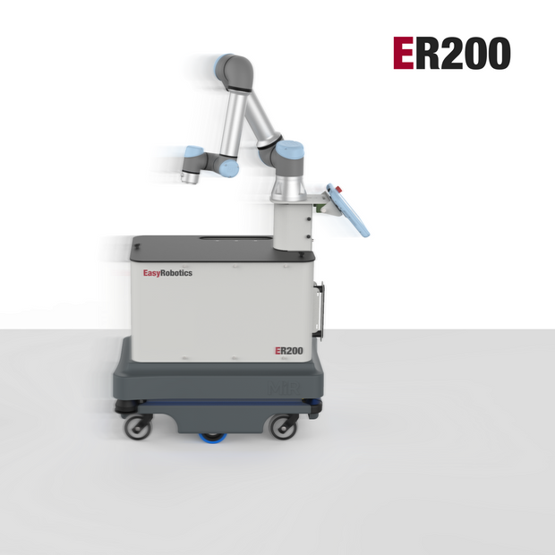 ER200 working station