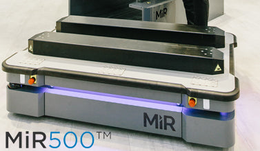 MiR100 - Mobile Industry Robotics