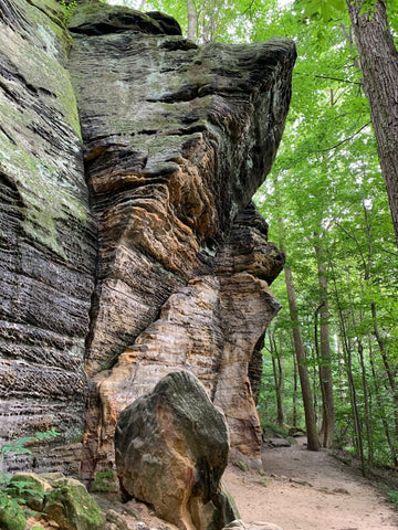 Ledges Trail Cuyahoga Valley National Park