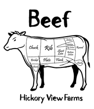 Load image into Gallery viewer, T-Shirt Beef - Hickory View Farms, LLC