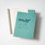 Uruguayan Vintage Handwriting Paper Notebook | RAD AND HUNGRY