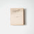 Uruguayan Vintage Notebook with Calligraphy Paper | RAD AND HUNGRY