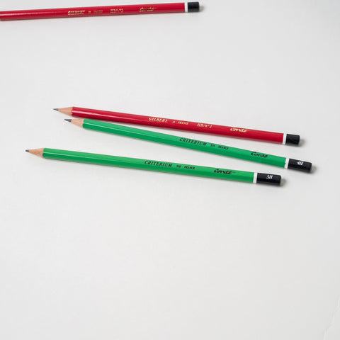 RAH Pencil Pack – Vintage French Conté / RAD AND HUNGRY