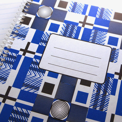 Cubist Notebook