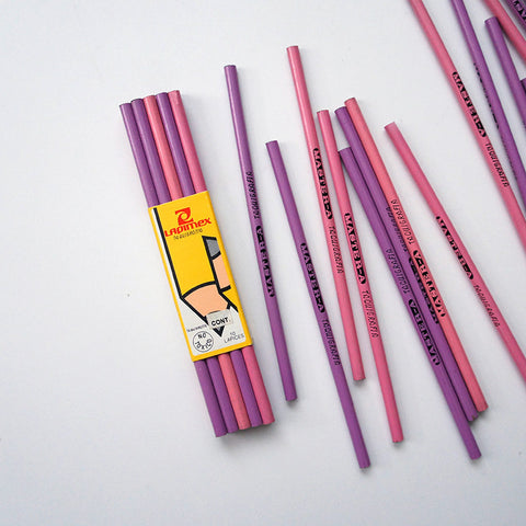 RAH Pencil Pack – Vintage Mexican Pastels | RAD AND HUNGRY