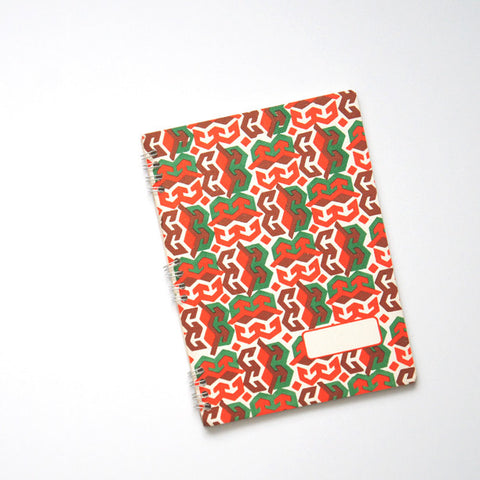60's Italian Spiral-Bound Notebooks