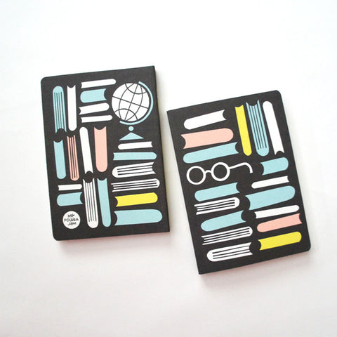 Polkka Jam 'Bookworm' Journal