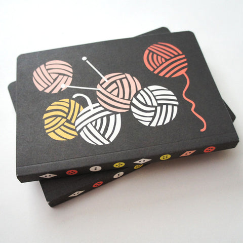 Polkka Jam 'Yarn' Journal