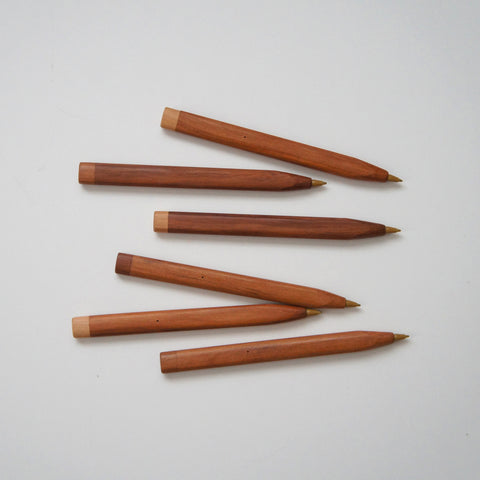 Handmade Refillable Wood Pen