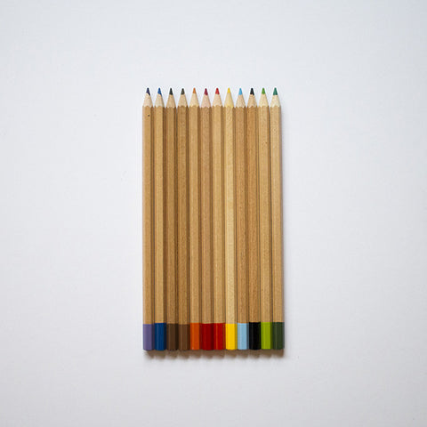 Romanian Colored Pencil Set
