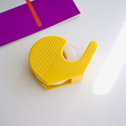Memphis-Design Inspired Tape Dispenser | RAD AND HUNGRY