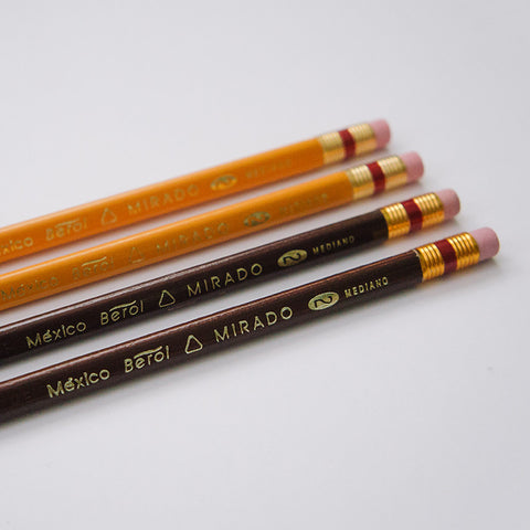 VINTAGE PENCIL PACK – MEXICO