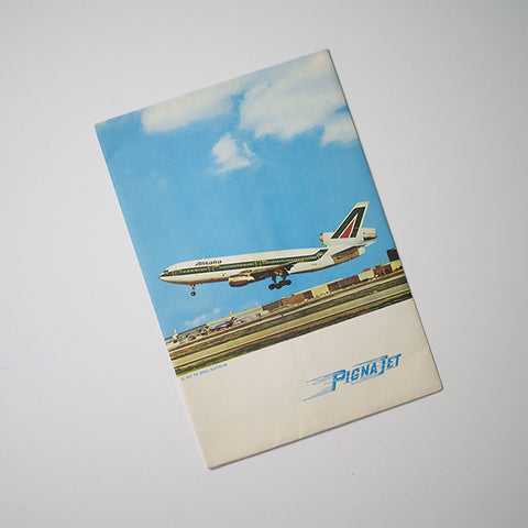 Vintage Italian Pigna x Alitalia Letter Set / RAD AND HUNGRY