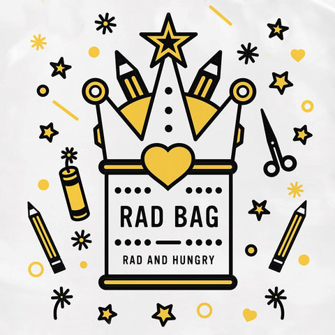 Rad Bag | RAD AND HUNGRY
