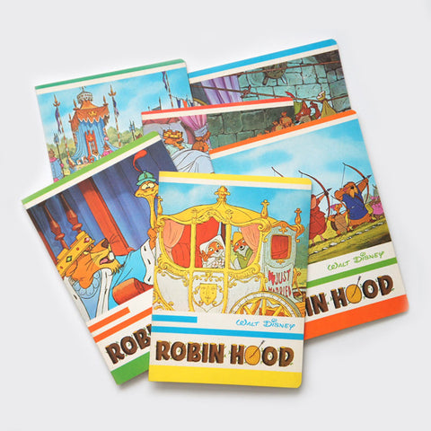 Robin Hood Notebooks