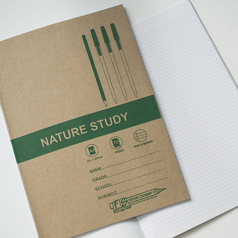 South African Nature Study Notebook