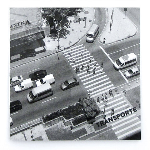 Transporte – A Photography Book from Ewa Priester